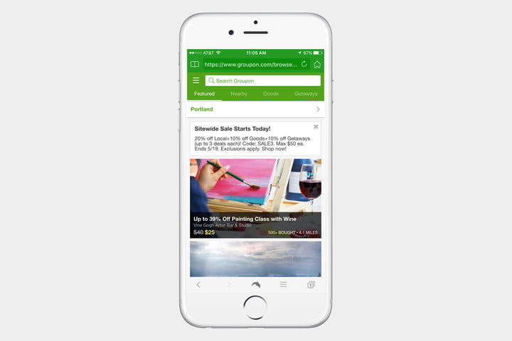 best browser for iphone the 5 best web browsers for iphone digital trends 4209