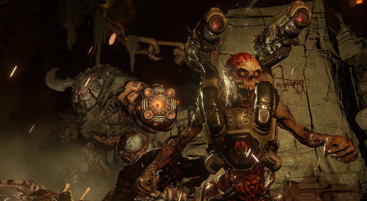 best xbox one games doom 2016 review 3
