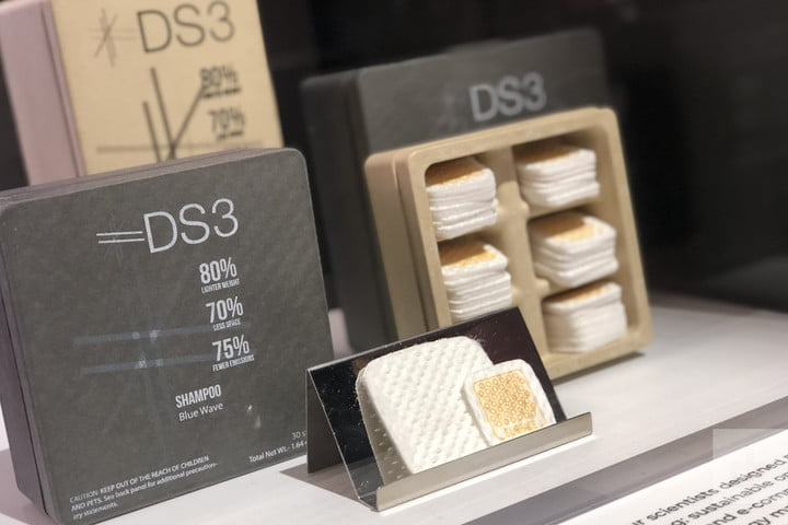 DS3 Clean water-free swatches could be the future of cleaning products