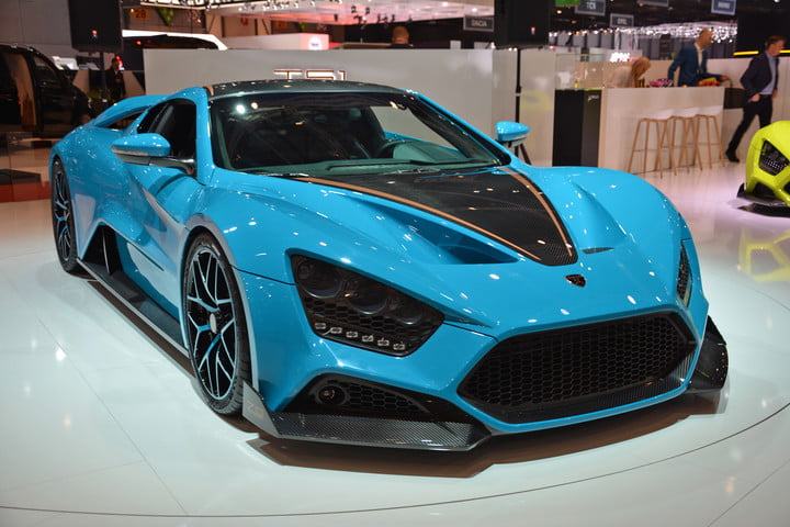 $1.2 Million U2014 Zenvo TS1 GT