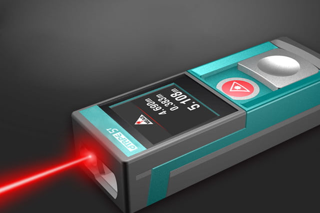 awesome tech you cant buy yet january 24 2016 dtape  smart laser distance measure