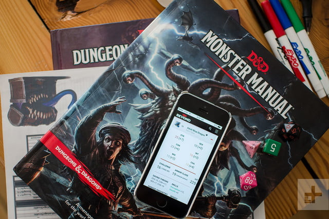 Dungeons and dragons beyond game