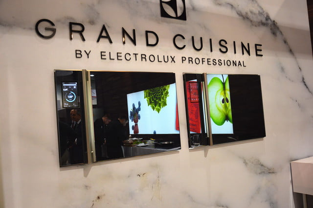 luxury home items from kbis 2016 electrolux professional grand cuisine