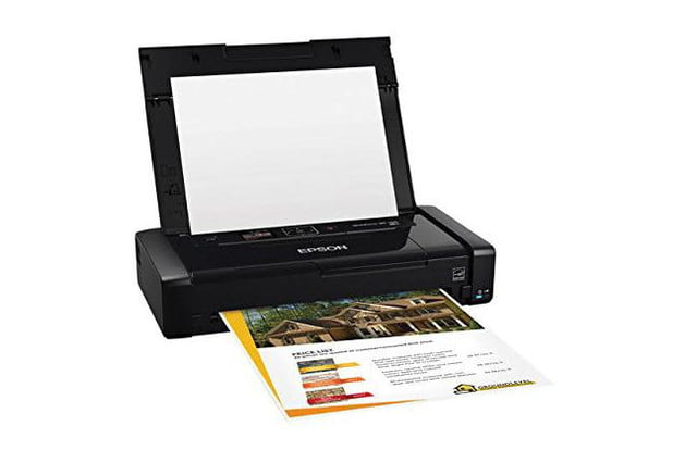 Epson WorkForce WF-100 portable printer