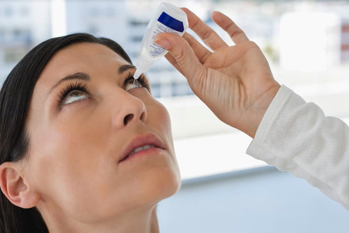 Vision-improving nanoparticle eyedrops could end the need for glasses