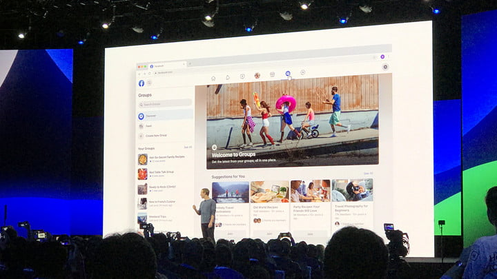 The next major Facebook redesign is here, along with a Messenger desktop app