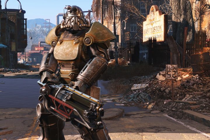 bethesda spoils creation engine improvements ahead of fallout 4 launch fallout4 graph02