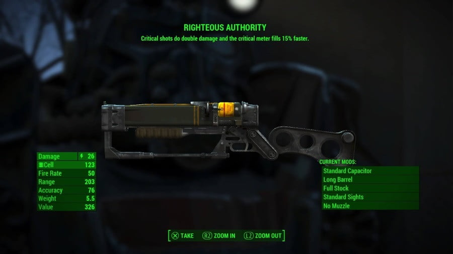 Fallout  Stealth Laser Build