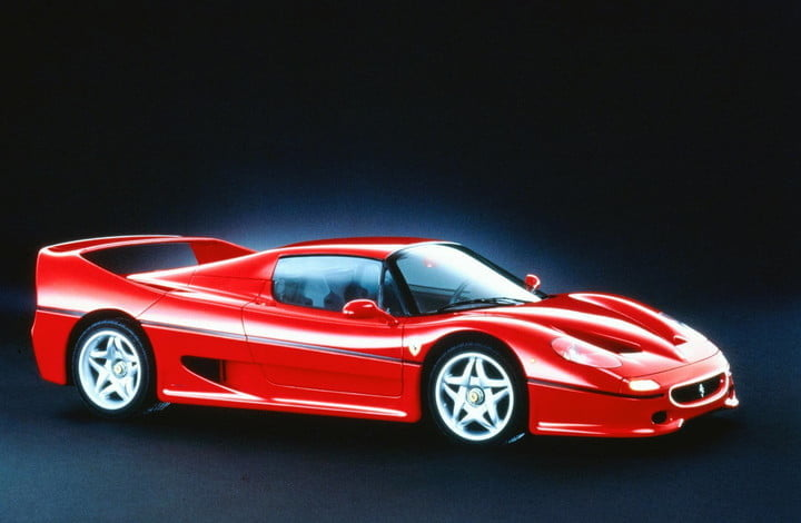 The 20 Greatest Ferraris Of All Time List Specs Pictures