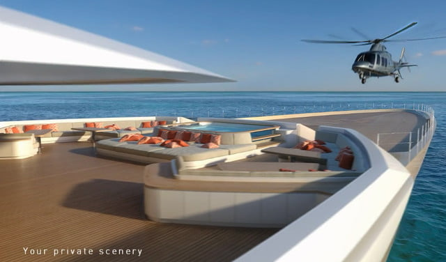 luxury yachts the worlds best super fincantieri private bay 04