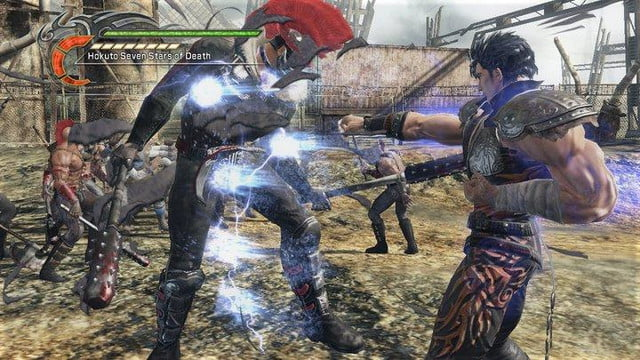 fist of the north star kens rage 1