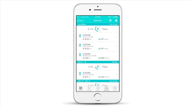works with fitbit partnerships ces 2017 partnership 5