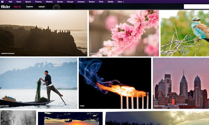 Another Flickr redesign on the way, slicker and no Yahoo