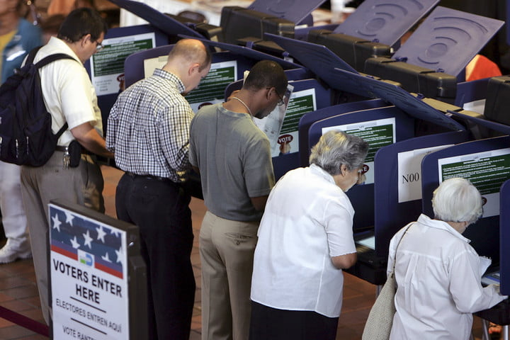 blockchain could be implemented in electoral voting by 2019 floridians go to the polls for early
