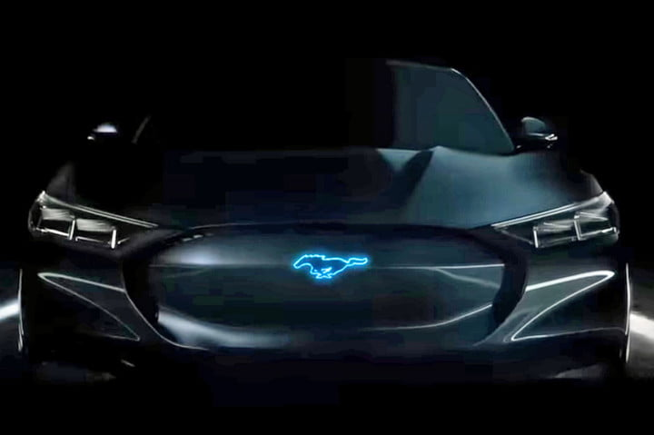 Ford Mustang Mystery Teaser