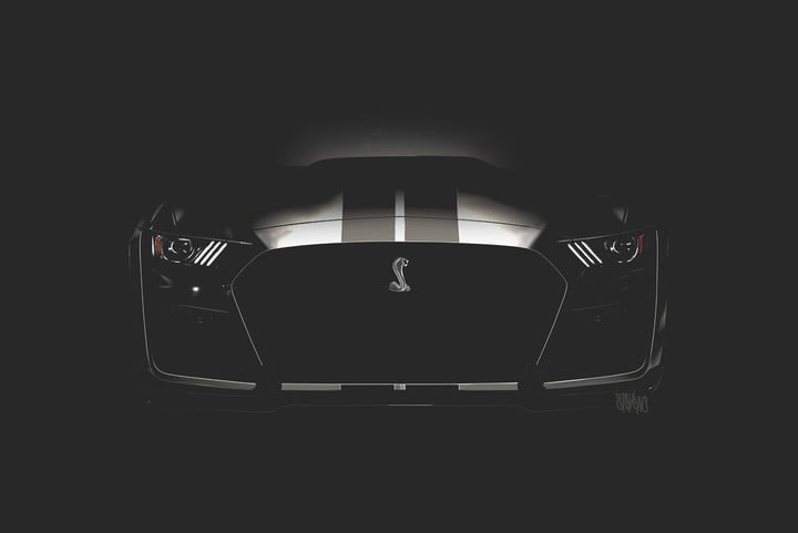 Ford Shelby GT500 Teaser