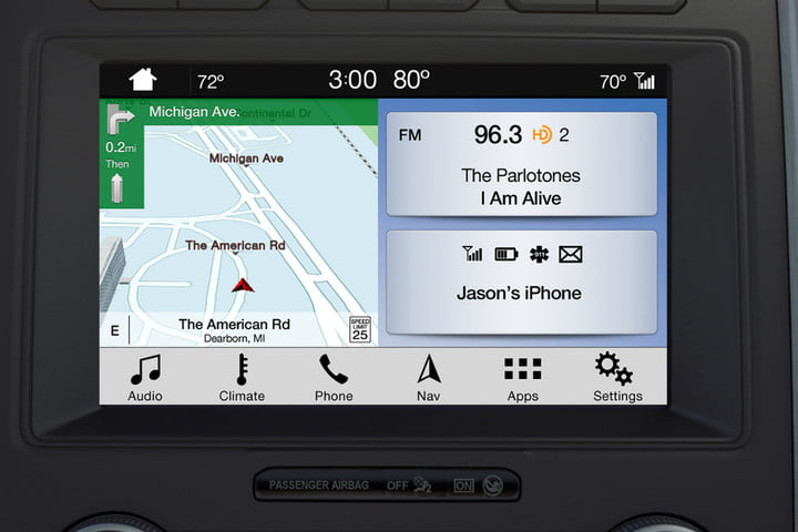 Ford Sync Iphone >> Waze For Ios Comes To Ford Sync Equipped Vehicles Digital