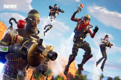 Epic Games Sues YouTube Users Over Fortnite Cheating Videos