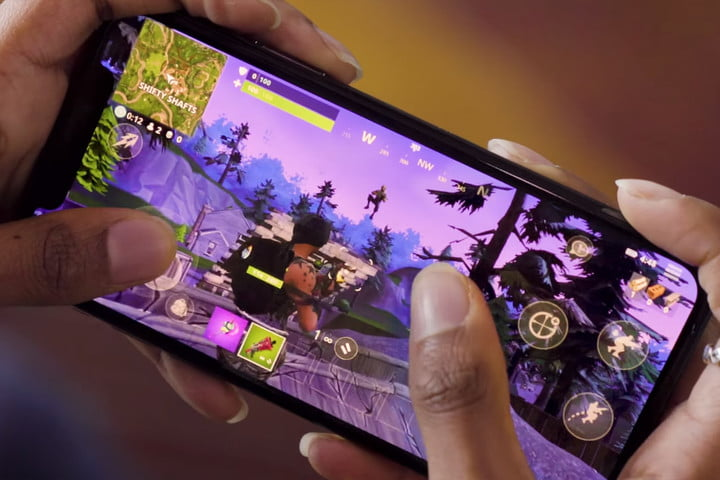 Fortnite For Ios Wow Do I Feel Old Digital Trends