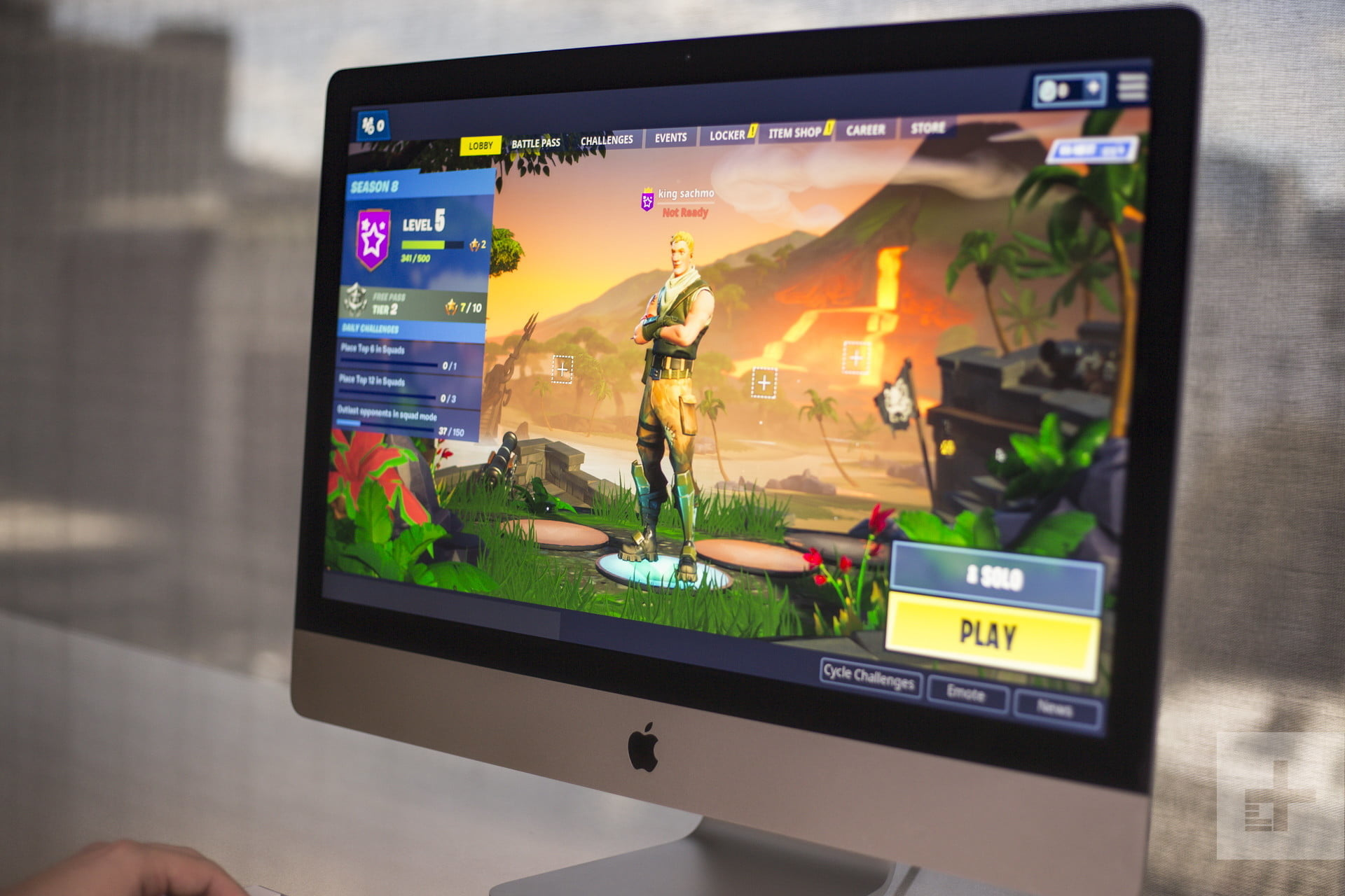 cannot install fortnite on mac