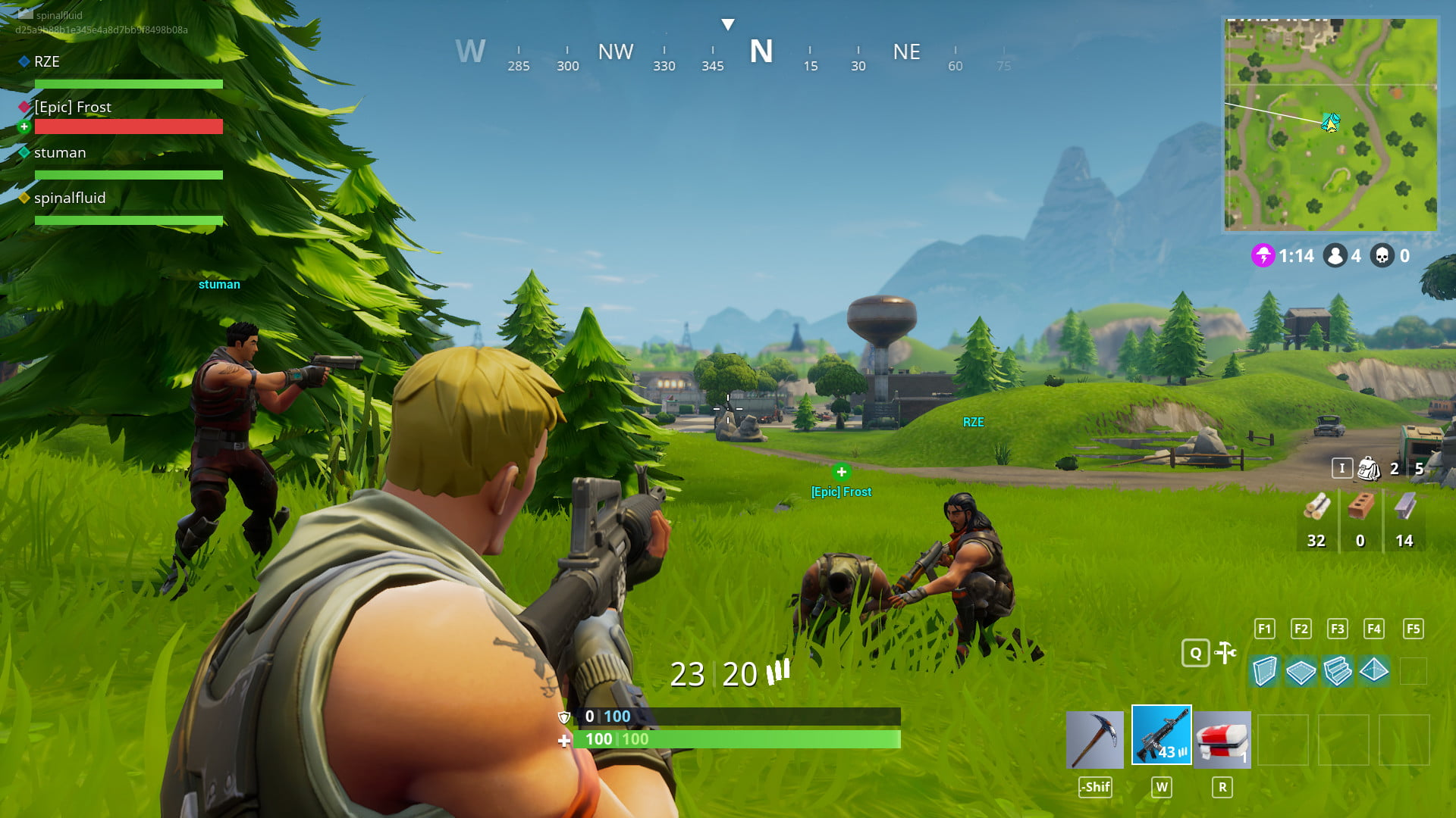 Image Result For Foto Scar Fortnite Full Hd