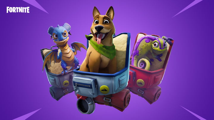 fortnite season 6 dogs pets
