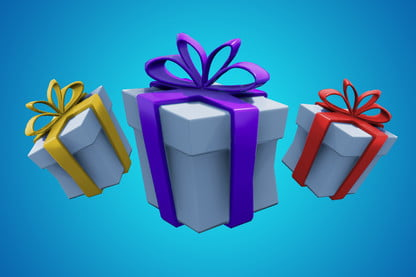 Fortnite Welcomes the Holiday Season With Item Gifting