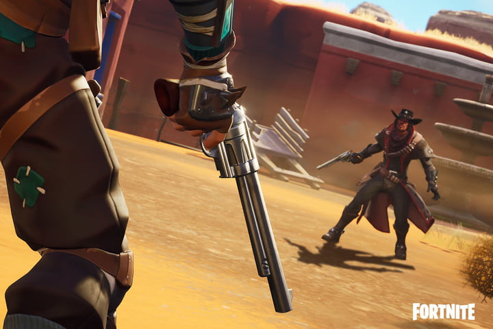 Fortnite Wild West Mode Tests Your Outlaw Abilities