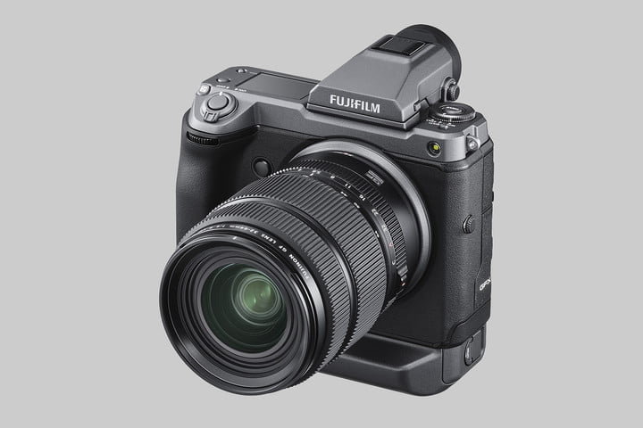 The Fujifilm GFX100 is a 102-megapixel, stabilized beast of a mirrorless camera