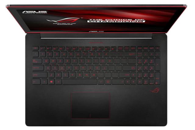 asus announces new lightweight g501 gaming laptop disk open