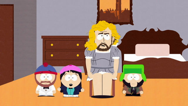 best thanksgiving movies gallery south park