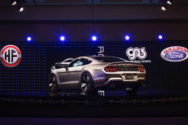 galpin auto sports unveils first production rocket mustang galpinrocket exterior 11