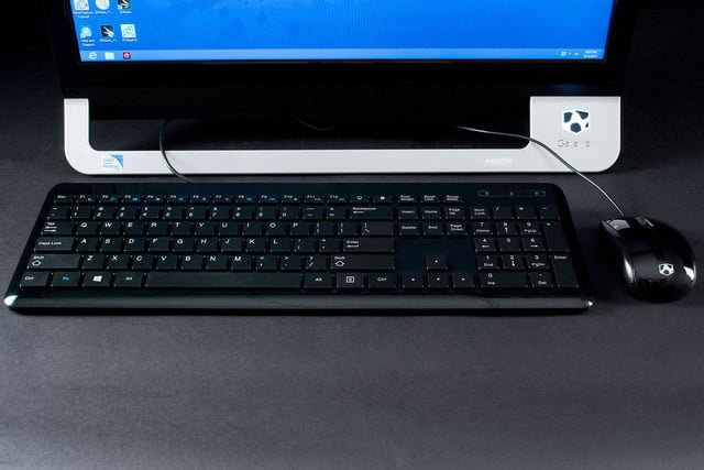 Gateway ZX4970 UR22 keyboard and mouse
