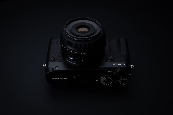 Fujifilm's newest medium format lens is lighter than a can of soda