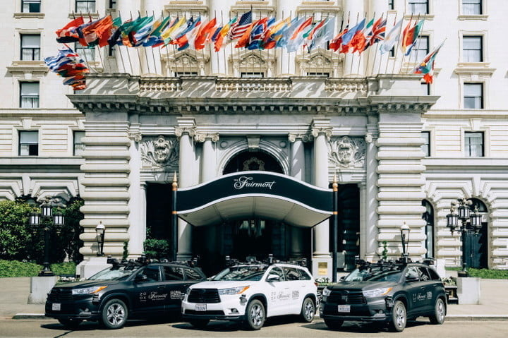 zoox first californias self driving passenger service global climate action summit cars