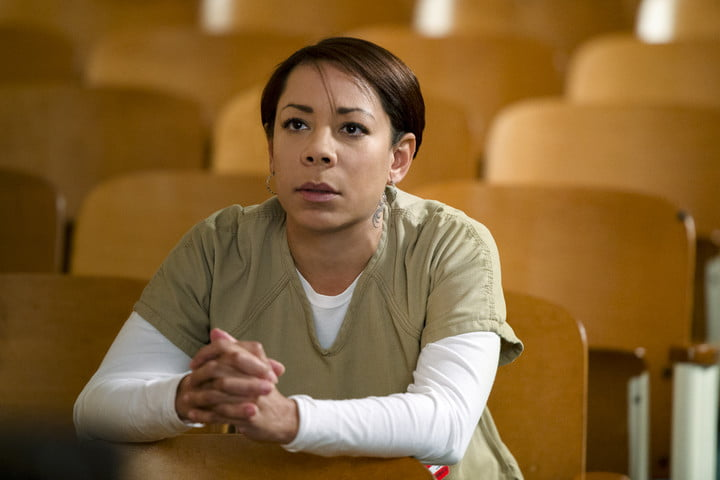 Gloria Mendoza  Orange is the New Black - Selenis Leyva | TVs Most Badass Moms