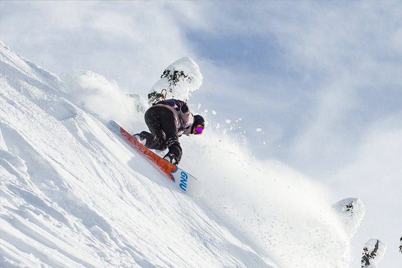 The Season S Best Snowboards For Slashing Powder Or Hitting Groomers