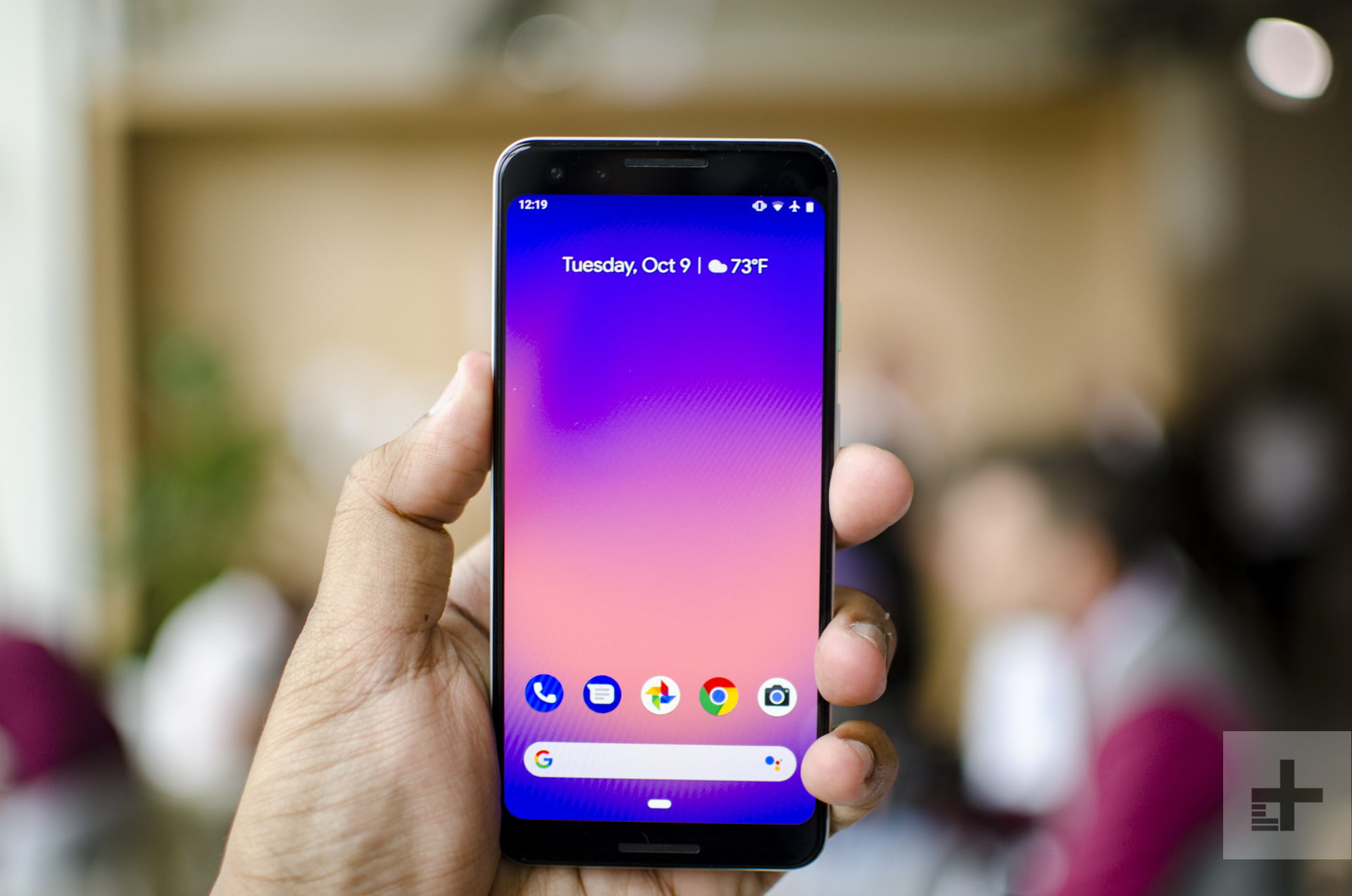 How To Hide The Notch On The Google Pixel 3 XL | Digital ...