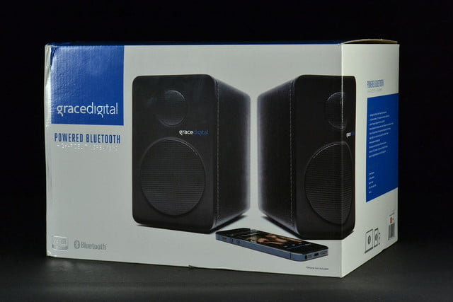 grace digital GDI BTSP207 Bluetooth speakers box
