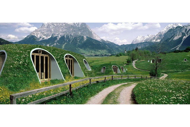 green magic homes are prefab houses covered in plants 0018