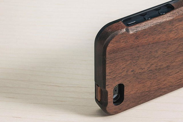 Grovemade walnut and maple cases