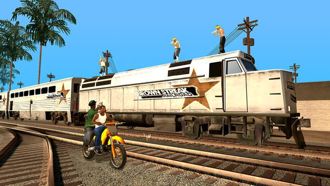 best iphone games gta san andreas ios 2