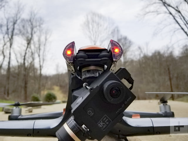 Halo Drone Pro Review Digital Trends