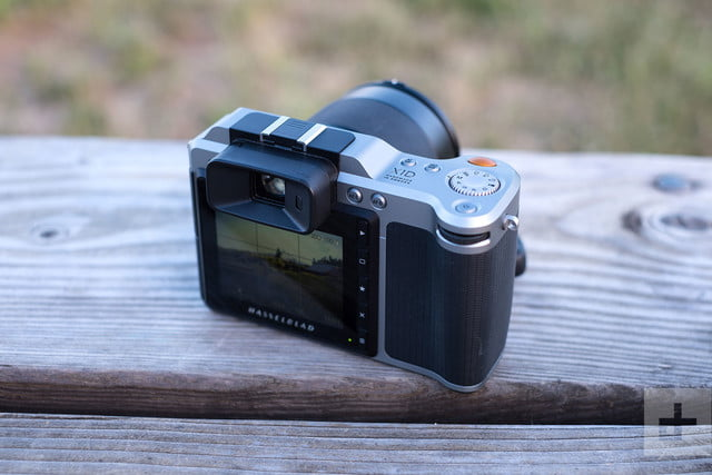 Hasselblad X1D 50c Review back angle