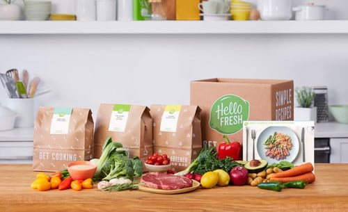 Hello Fresh vs  Blue Apron | Which Meal Box is Better