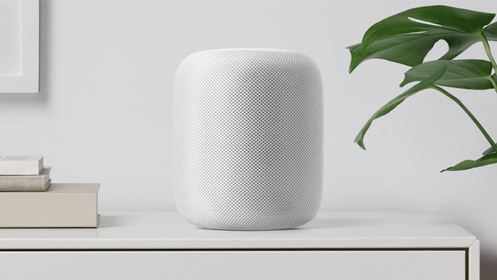 homepod tips and tricks white shelf