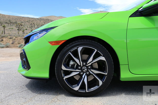 honda civic si first drive 2017 post wm6