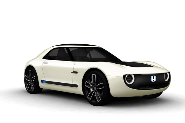 Honda Sports EV puts a modern spin on the brands performance heritage