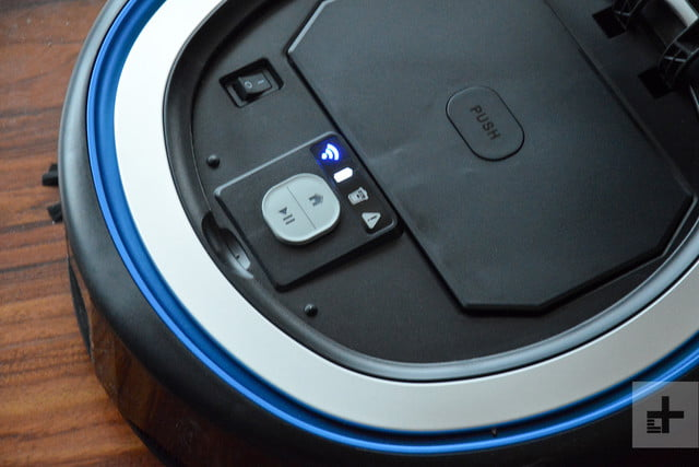 Hoover Rogue 970 robot vacuum review WiFi