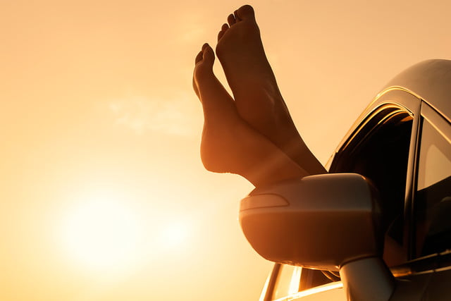 How to Sleep Comfortably in a Car